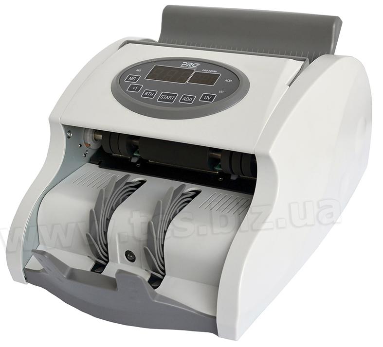 Машинка для счета денег PRO 40 UMI серия NEO. Детектор ИК, UV и MG детекцией.