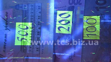 Wallner DL 1011 Проверка 500-200 uah 100 грн. детектором Wallner DL 1011. Цена в Запорожье, купить в интернете.